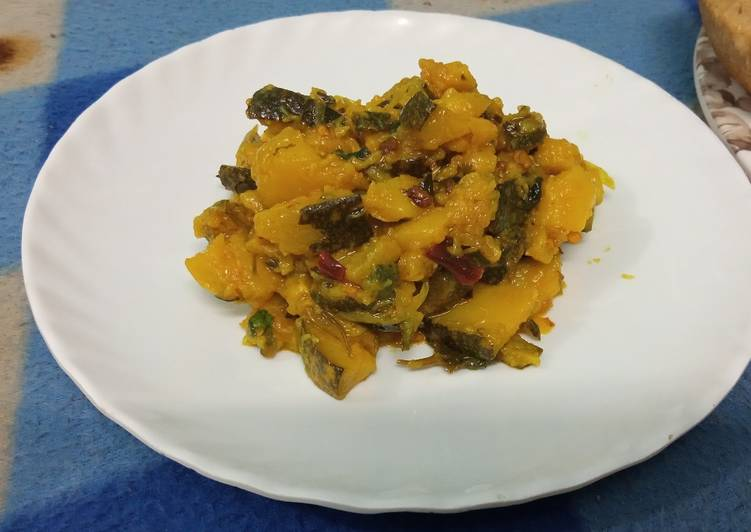 How to Prepare Super Quick Homemade Spicy pumpkin curry