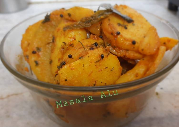 Everything You Wanted to Know About Masala Aloo