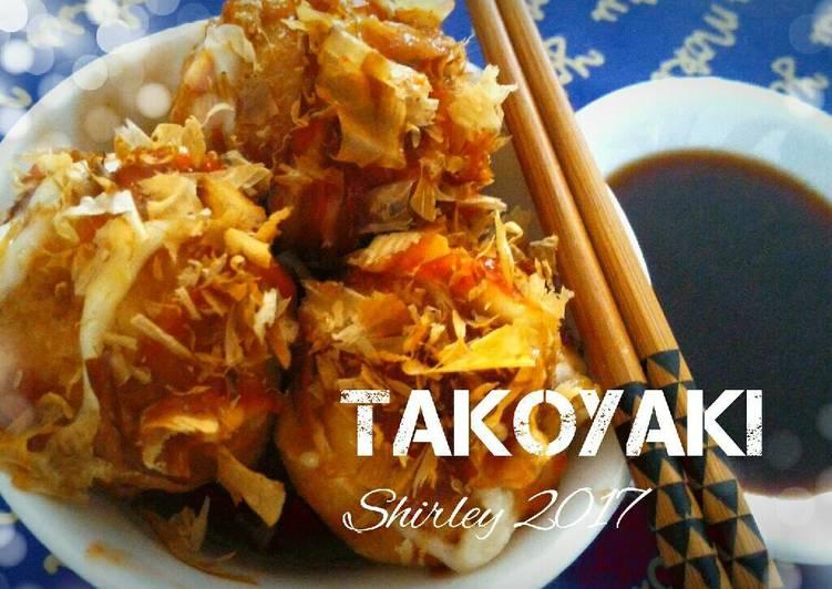 Takoyaki + Okonomiyaki sauce