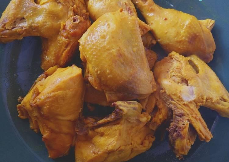Ayam Ungkep Ala Chef Supri