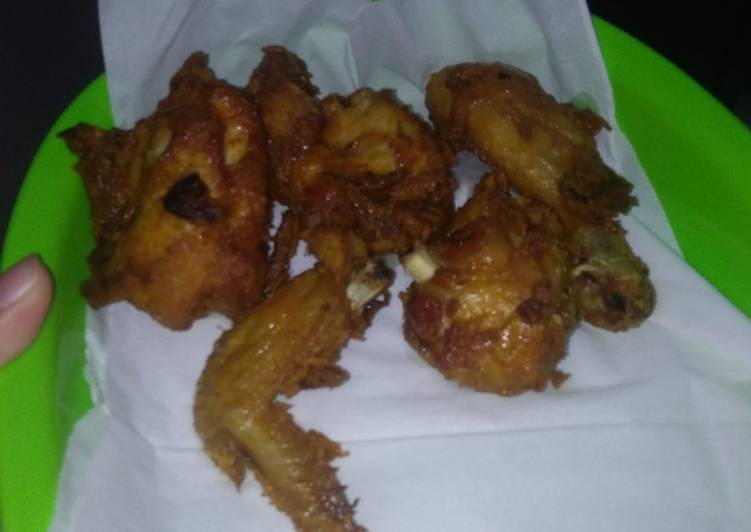 Ayam Goreng Bawang Putih🐤🐥
