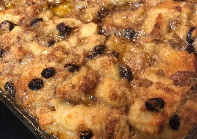 How to Prepare Appetizing Cinnamon toast bread pudding