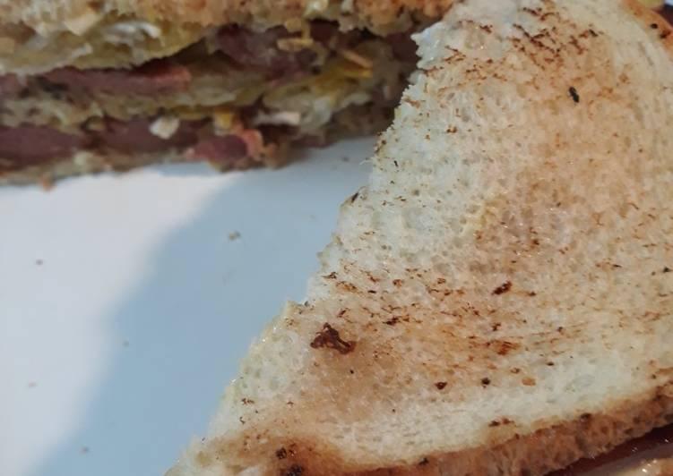 A Sandwich for Brunch