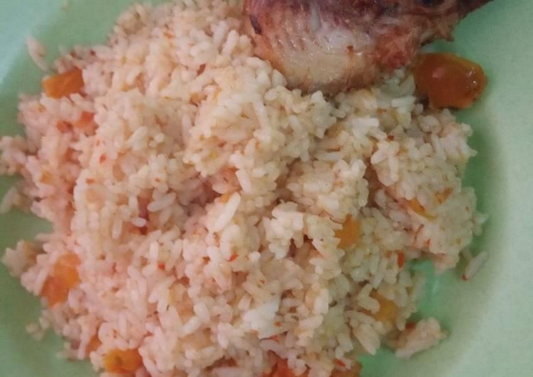 Nasi Goreng Tomat Pedas