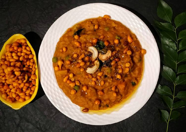 Bisi Bele Bath (south indian spiced khichadi) Finding Healthful Fast Food