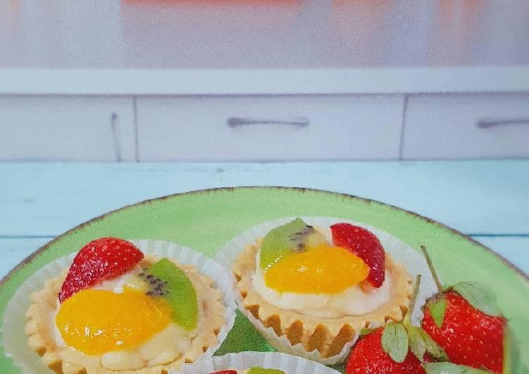 Resep Fruit pie /pie buah