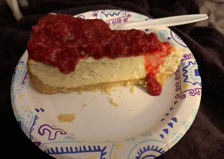 Easiest Way to Make Delicious Keto cheesecake!