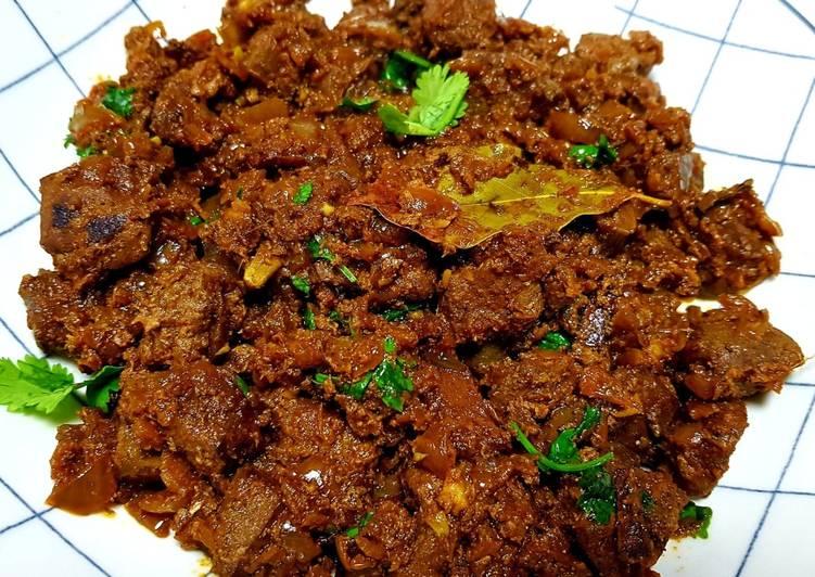 30+ Dinner Easy Speedy Mutton Liver Masala