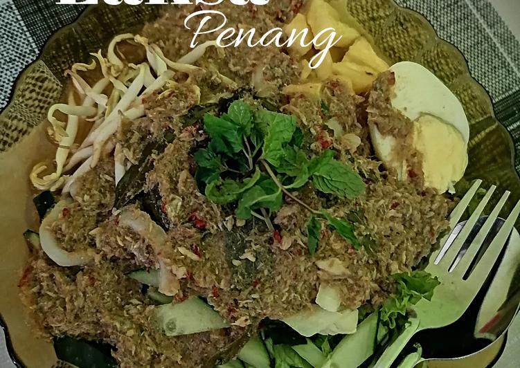 Homemade Laksa Penang