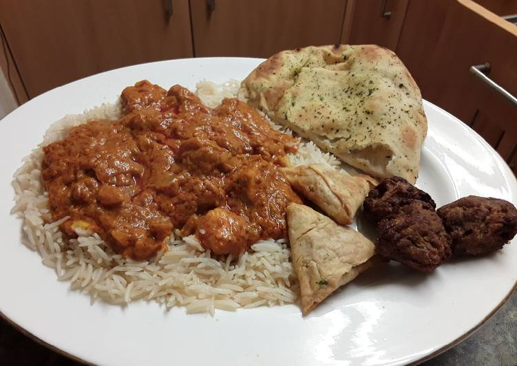 Chicken Tikka Masala 🍛