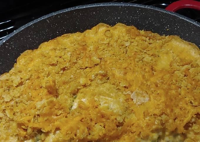 Chicken with Mushroom & Asparagus Casserole