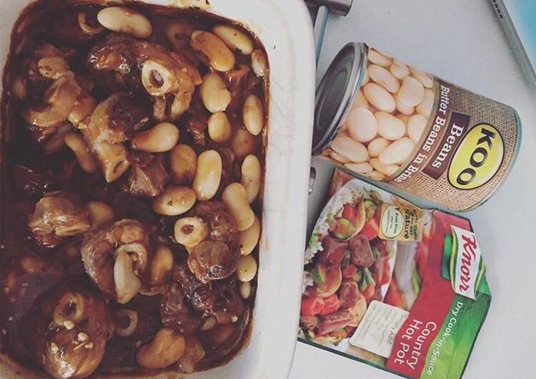 Recipe of Most Popular Lamb knuckle stew
