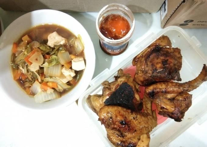 Ayam Bakar Praktis!!