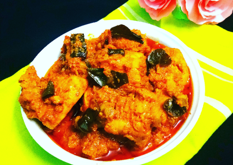 Now You Can Have Your Malabar Chicken Curry
