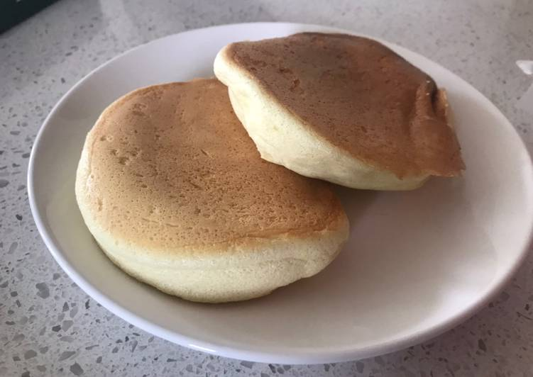 Recipe: Tasty Japanese soufflé pancakes