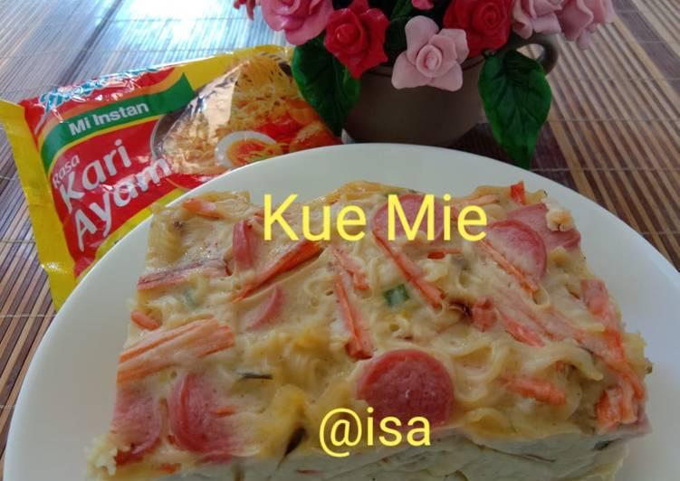 Resep #56 Kue Mie Paling dicari