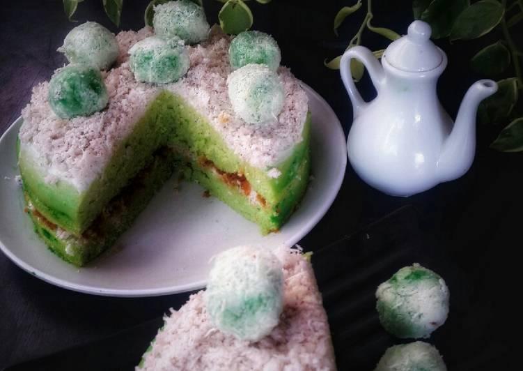 4 ~ 1 KLepon Cake