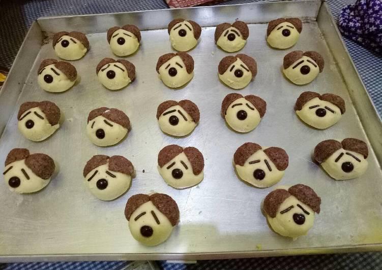 Doggie Cookies - cookandrecipe.com
