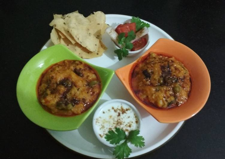 What is Dinner Easy Autumn Dal Khichdi Curry