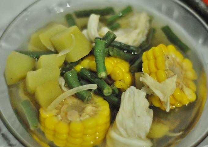 resep sederhana sayur asem jawa - resepenakbgt.com