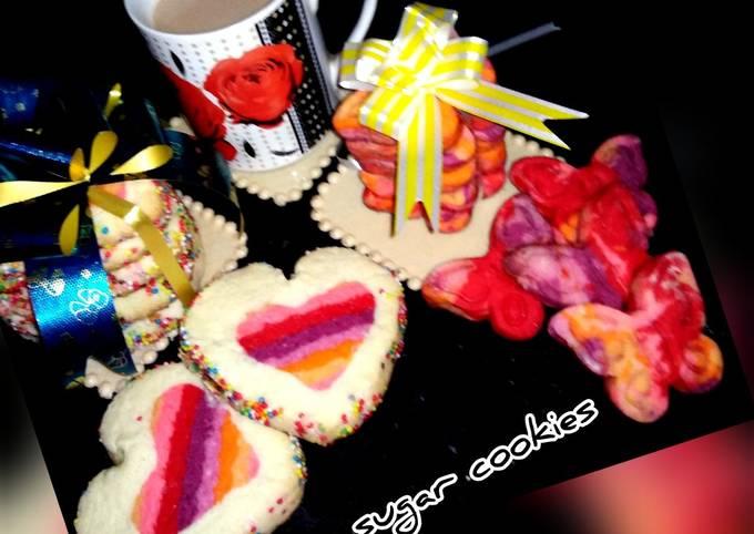 How to Prepare Appetizing Easy sugar cookies