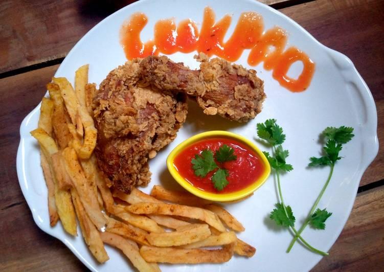 Chicken Mustard Broast 🍗