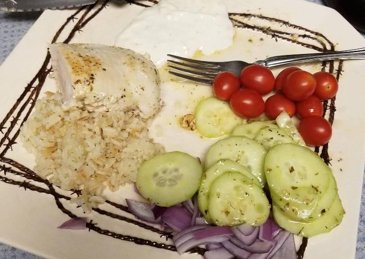 Recipe: Delicious Greek Night!