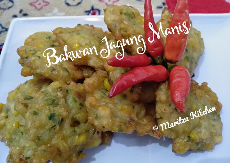 Bakwan Jagung Manis