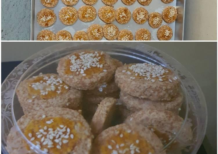 Kue kacang diet rendah karbo - cookandrecipe.com