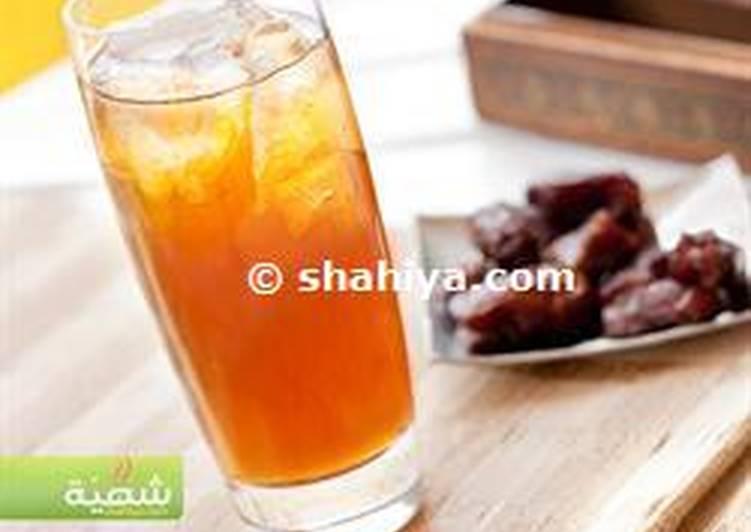 Refreshing Tamarind Drink