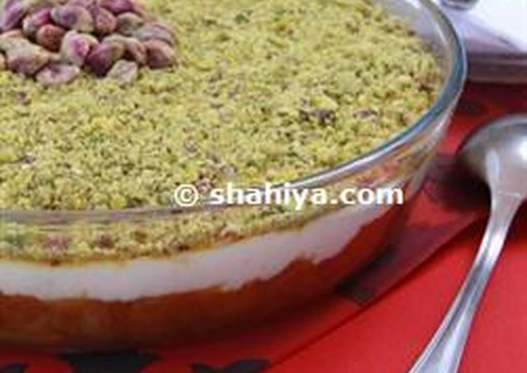 My Guaranteed Dessert, Aych al Saraya