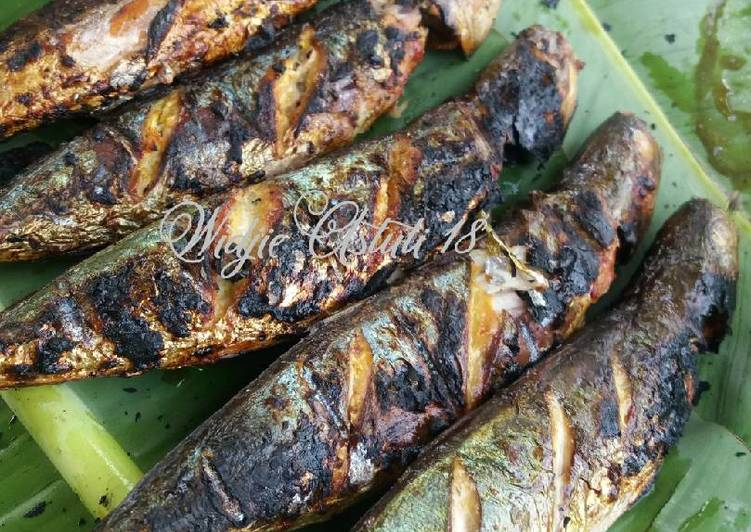 Ikan Layang Bakar Bumbu Ketumbar #SelasaBisa