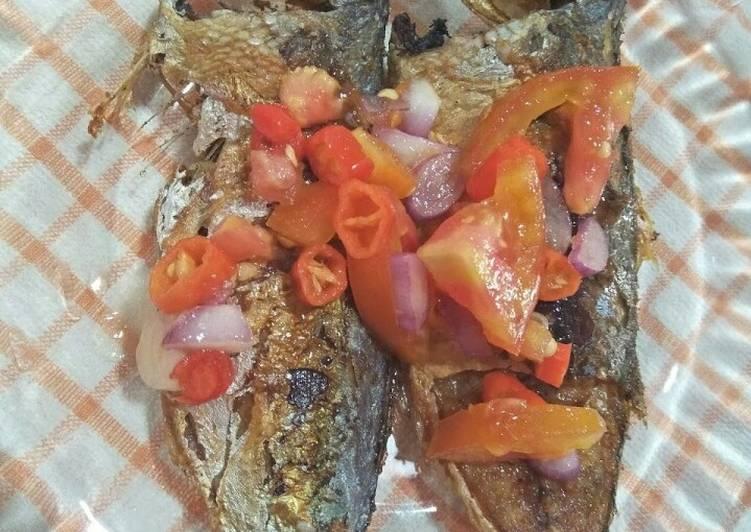 Ikan Kembung Dabu - Dabu