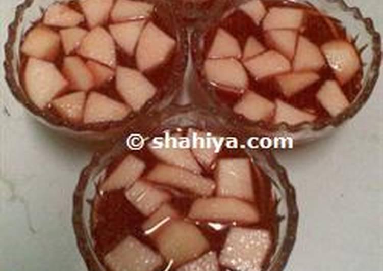 Recipe of Award-winning Quick Fruity Jello
