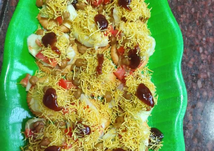 How to Make Perfect Monaco biscuit chaat