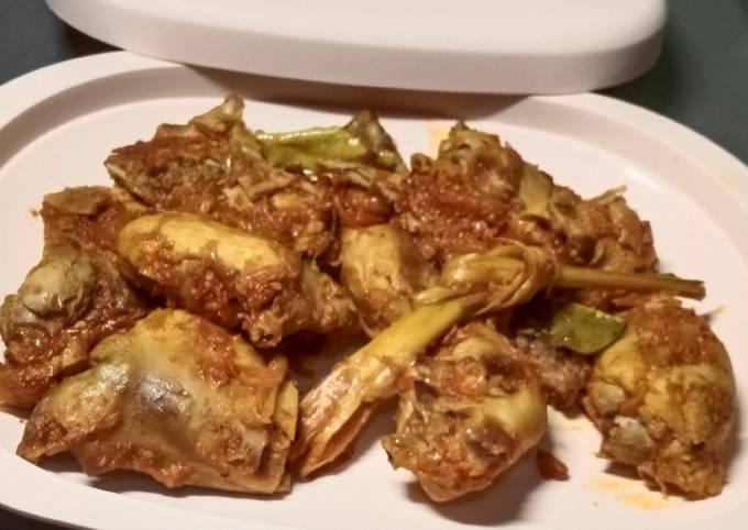 Ayam Balado Spesial