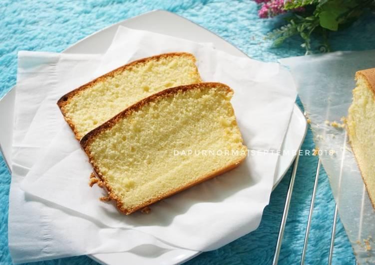 resep membuat Bolu Jadul Lembut Anti Seret - Sajian Dapur Bunda