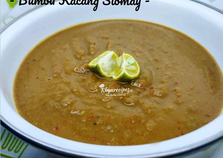 Bumbu Kacang Siomay Batagor