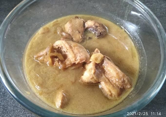 Semur Ayam Kecap