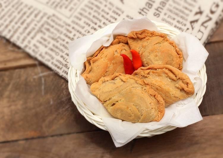 Curry Puff | Karipap | Pastel | #keto #ketopad