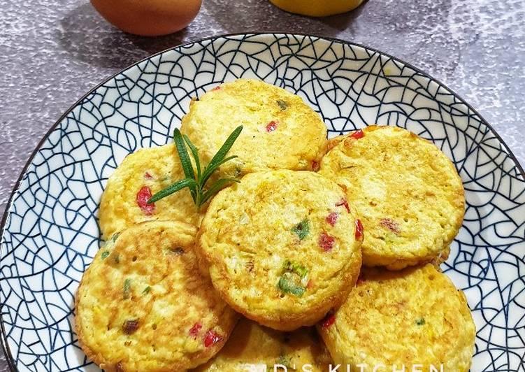Telur Dadar Tahu