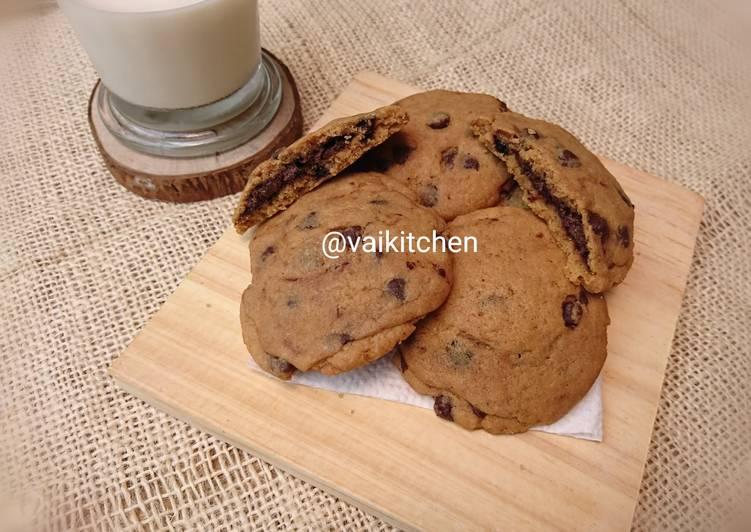 Choco Crunchy Soft Cookies