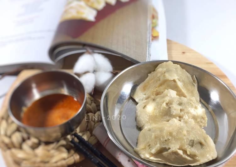 Tahu Bakso Ayam & Udang - resep tahu bakso lezat - tahu kukus - menu sehat