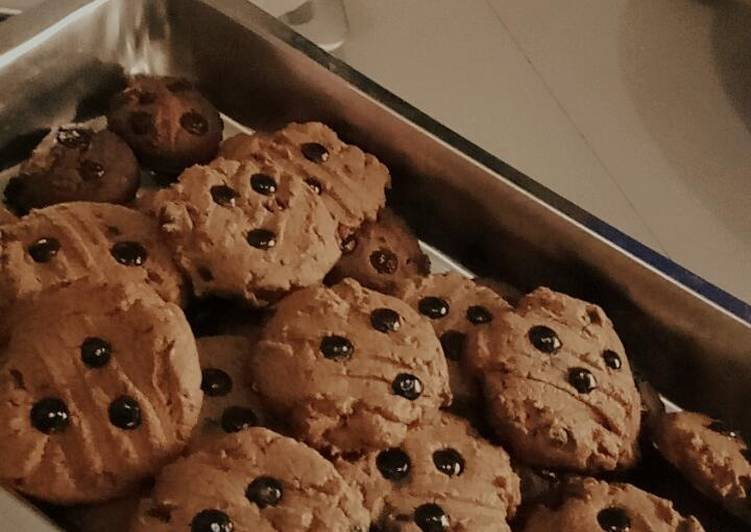 Cookies coklat ala good time
