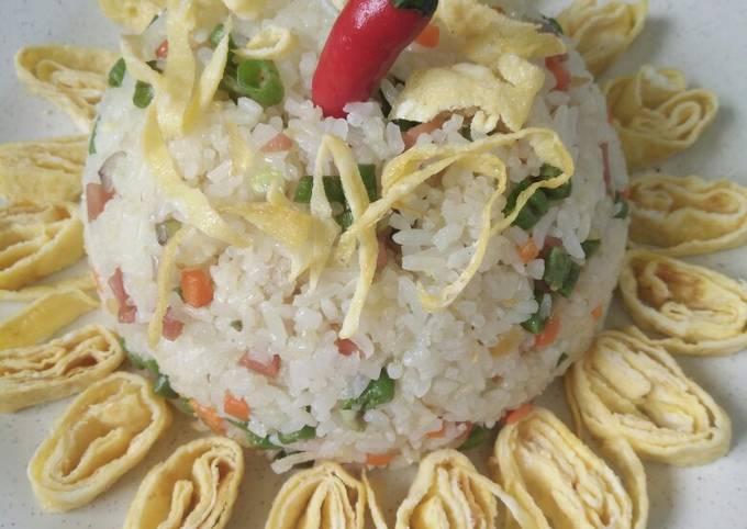 Cara membuat 15.*Nasi goreng Masako* Terbaik dan Mudah Dibuat