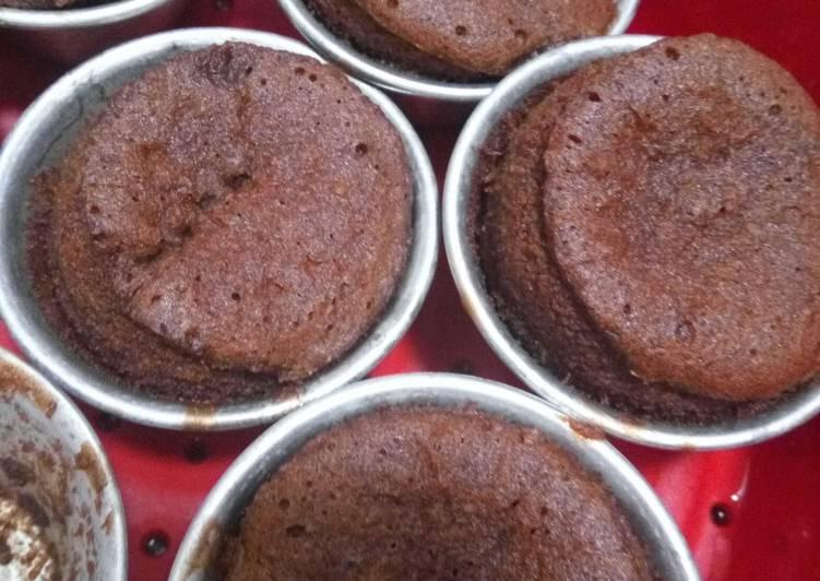 Brownies Kukus no DCC