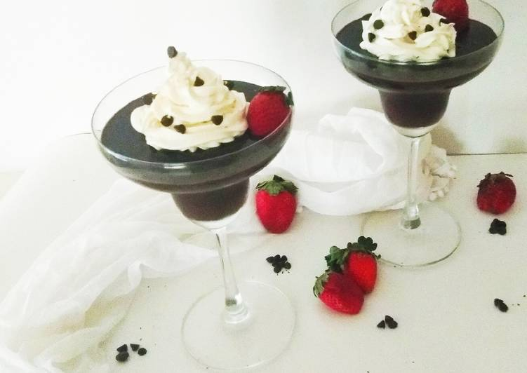 How to Cook Yummy Rich Chocolate Pudding