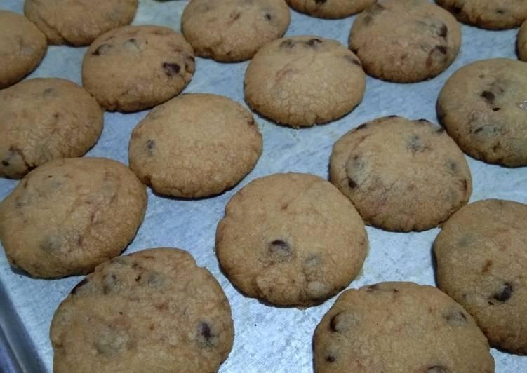 Vanilla Chocochip Cookies
