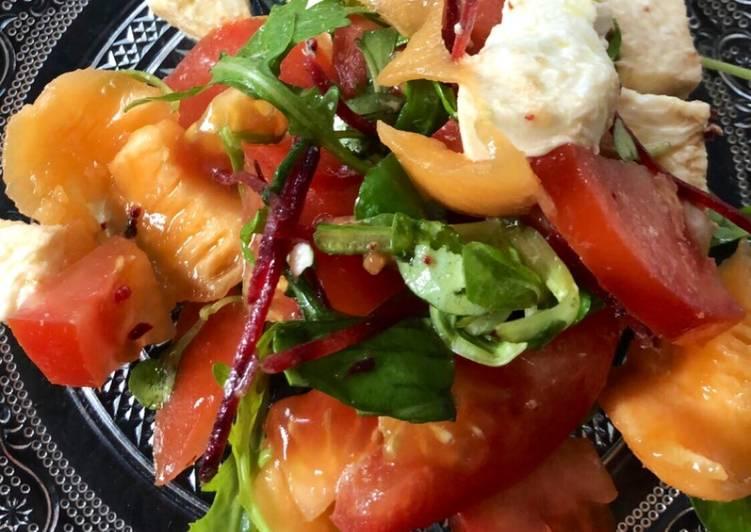 Comment Préparer Délicieux Salade italienne