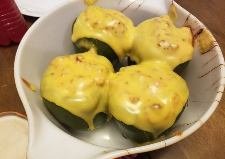 Regular Stuffed Bell Peppers